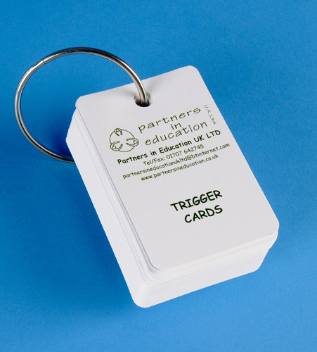 Trigger/revision cards on ring-0