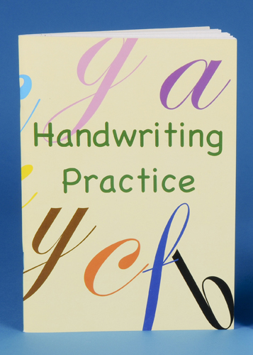 Handwriting Practice Book-0