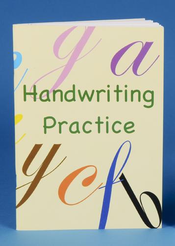 Handwriting Practice Book-0