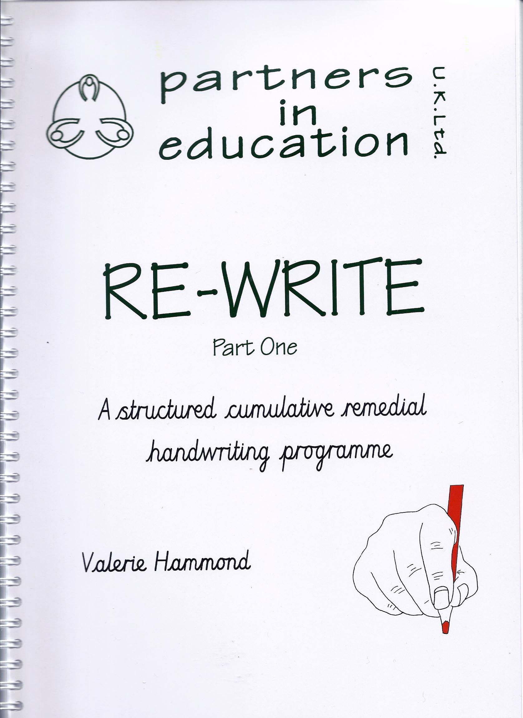 Re-Write Part 1-0