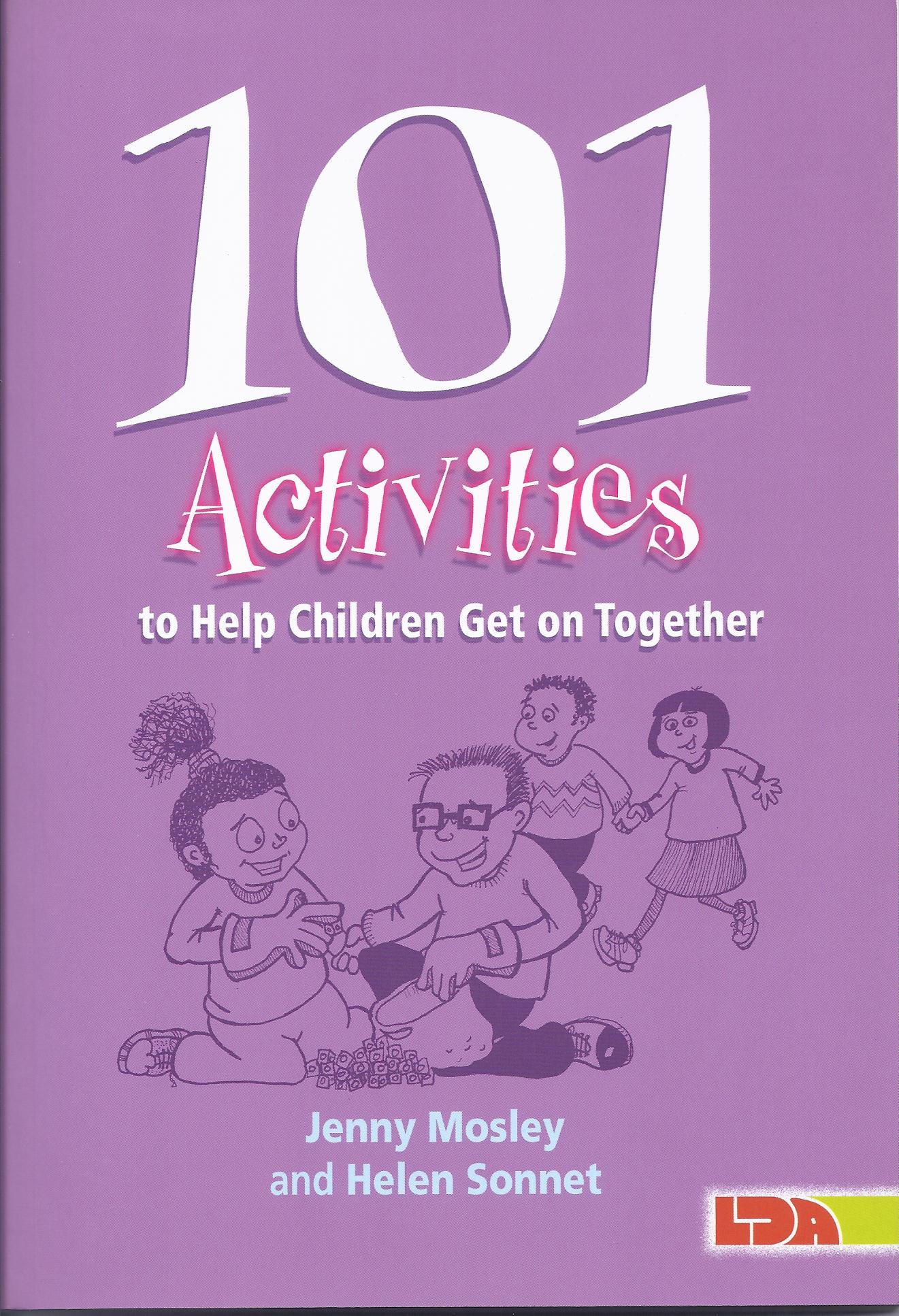 101 Activities to help children to get on together-0