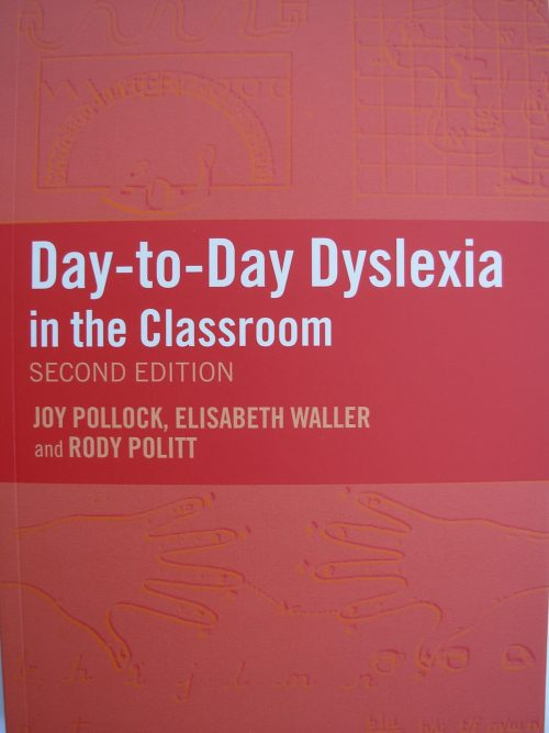 Day to day dyslexia in the classroom-0