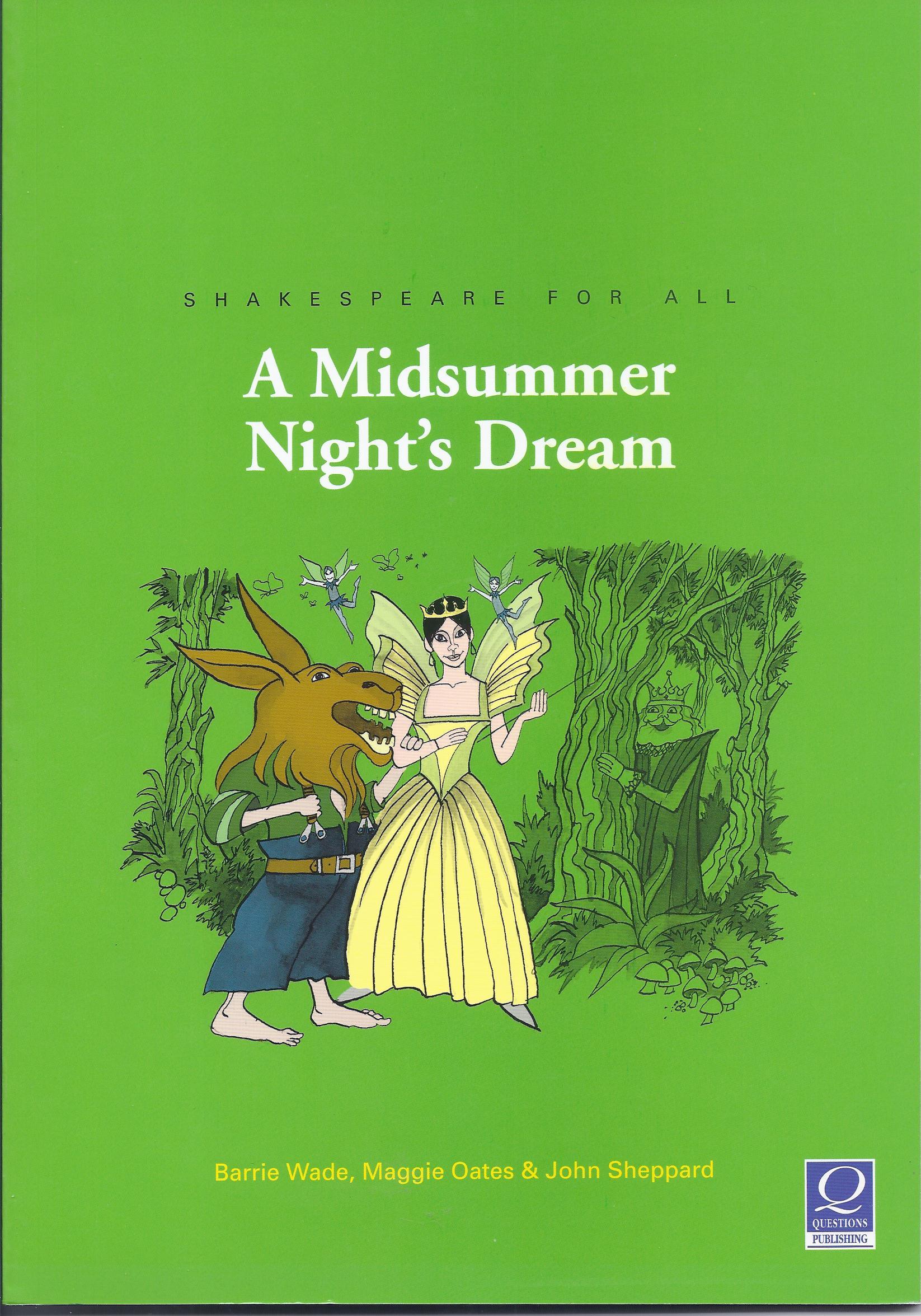 A Midsummer Night's Dream-0