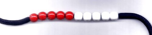Beads 1 - 10 string-0