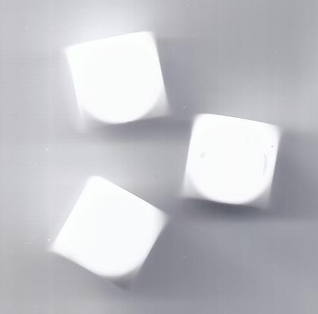 Dice - blank-0