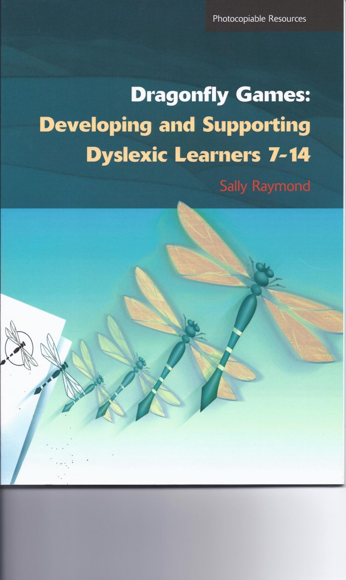Supporting dyslexic pupils7-14 across the curriculum-Dragonfly-0