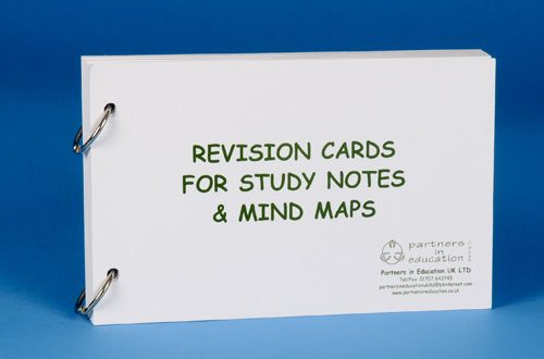 Revision cards-0