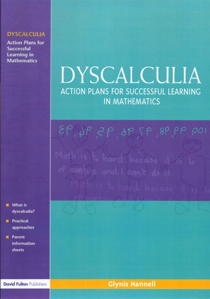 Dyscalculia by Glynis Hannell-0