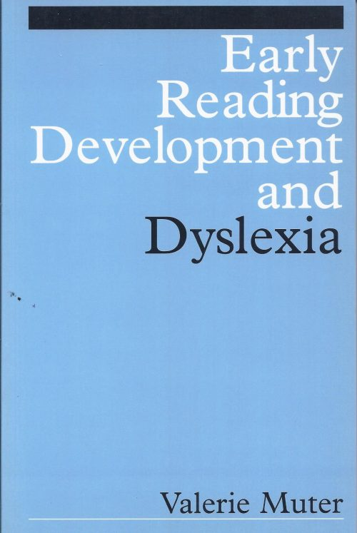 Early Reading Development and Dyslexia-0