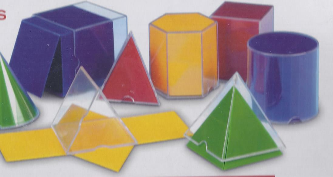 Folding Geometric Shapes-0