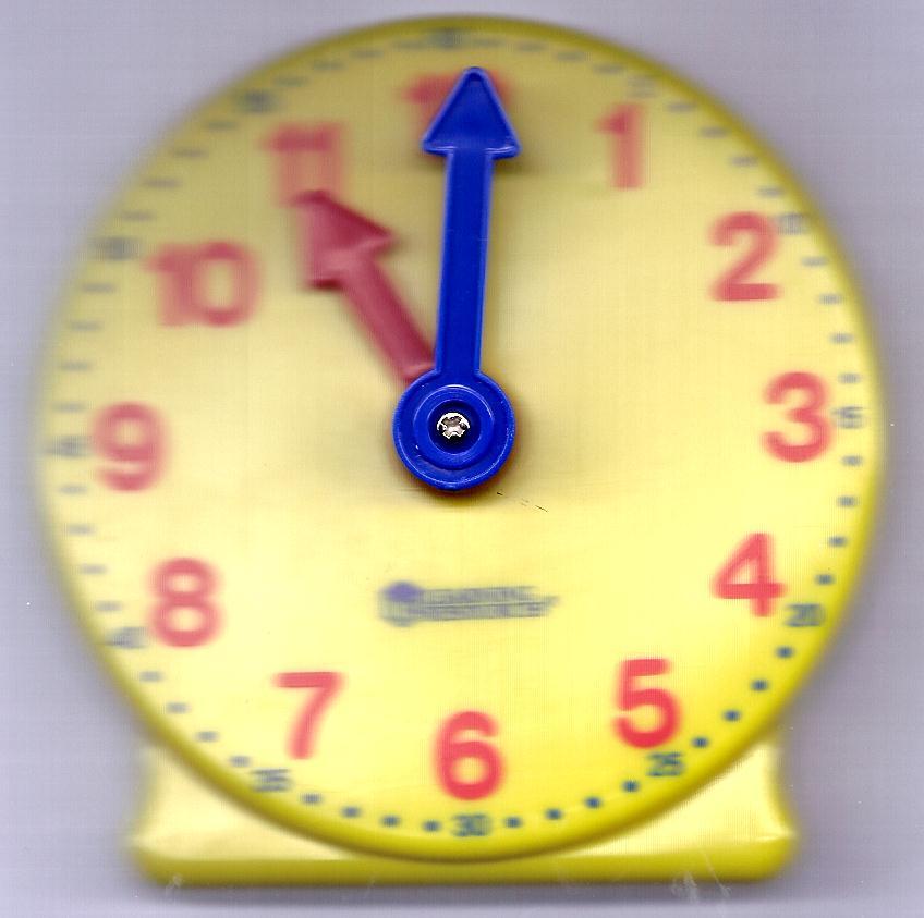 Clock - geared-0