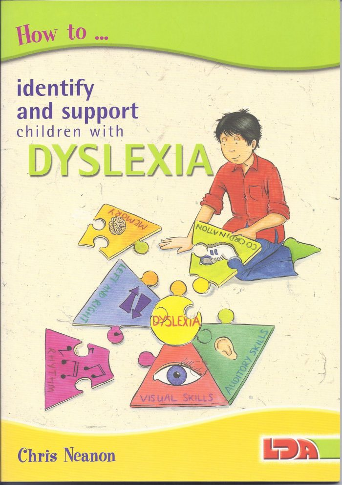 How to.. identify and support children with dyslexia-0