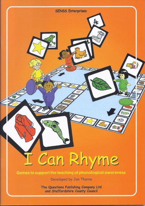 I Can Rhyme-0