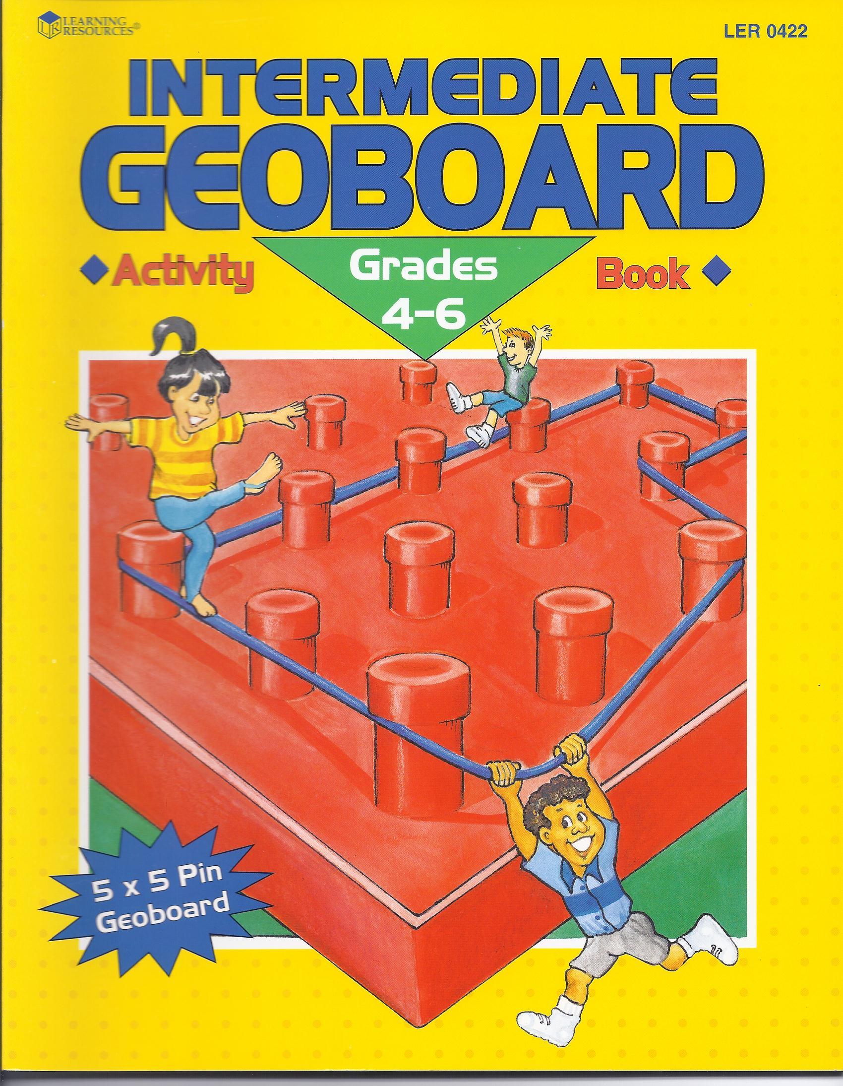 Geoboards, Book 2-0