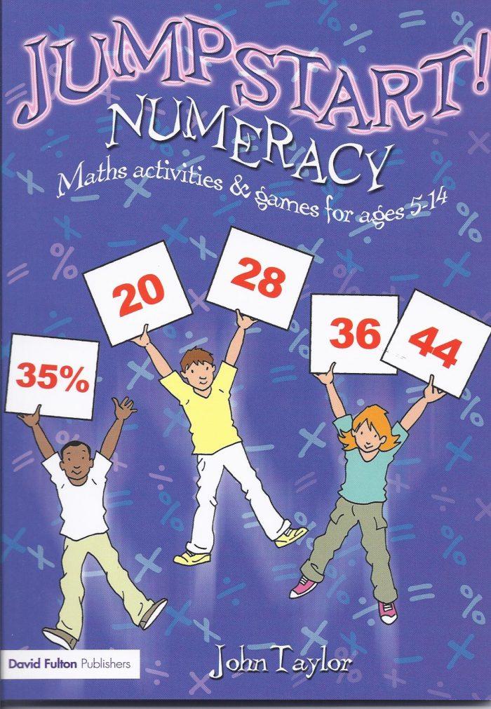 Jumpstart Numeracy -0