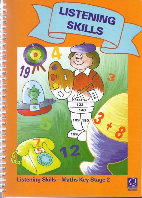 Listening Skills - Maths Key Stage 2-0