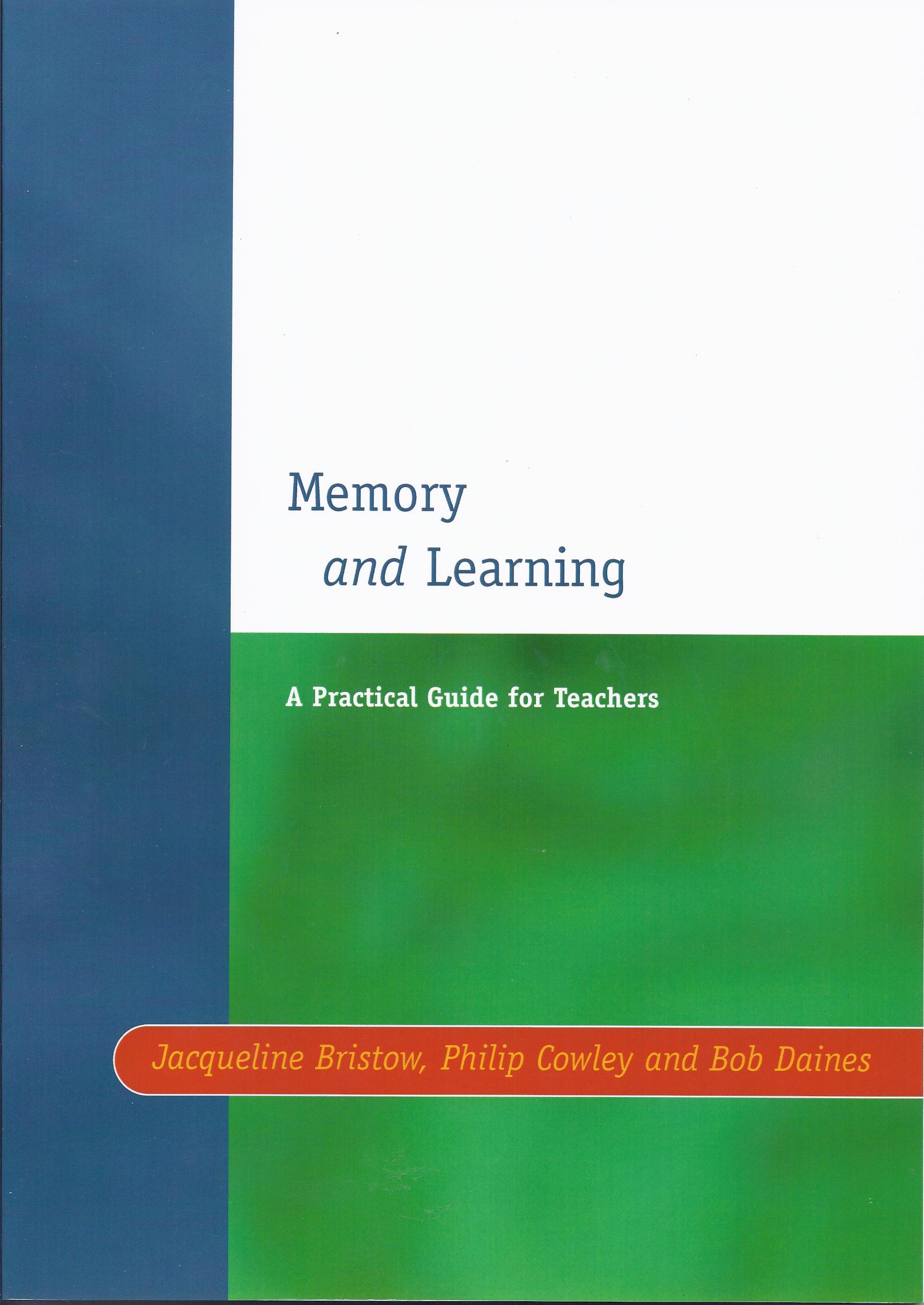 Memory and Learning-0