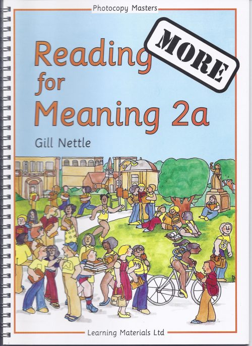 More Reading for Meaning 2A-0