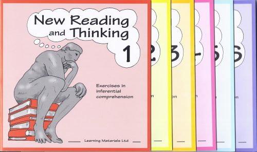 New Reading and Thinking-0
