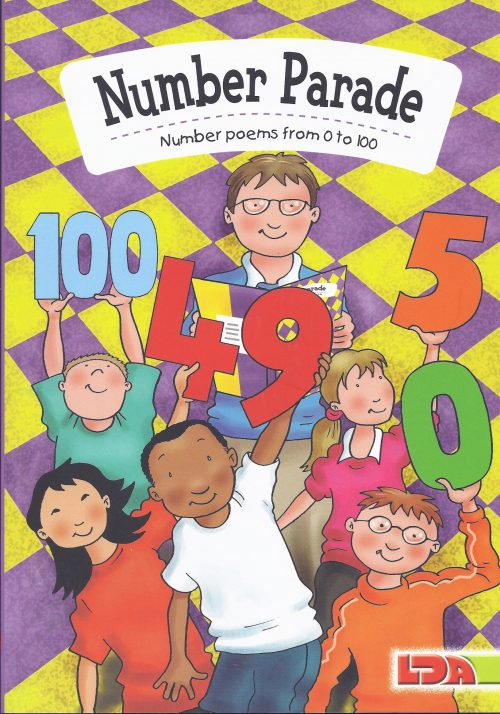 Number Parade - number poems 0-100-0