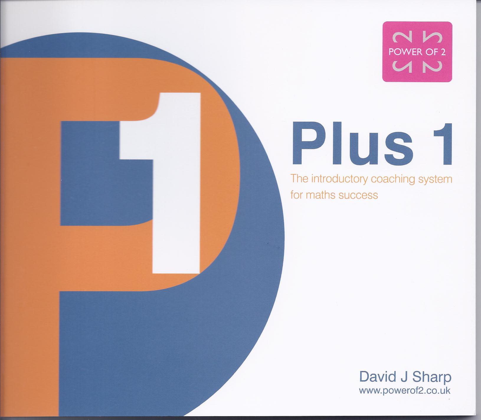 Plus 1 - the introductory coaching system for maths success-199