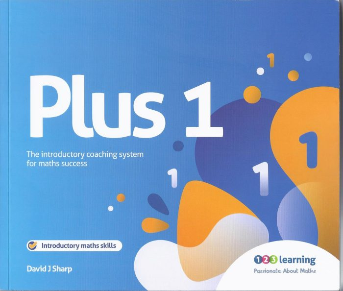 Plus 1 - the introductory coaching system for maths success-0