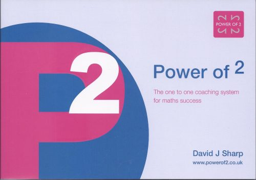 Power of 2 - the one to one coaching system for maths success-0