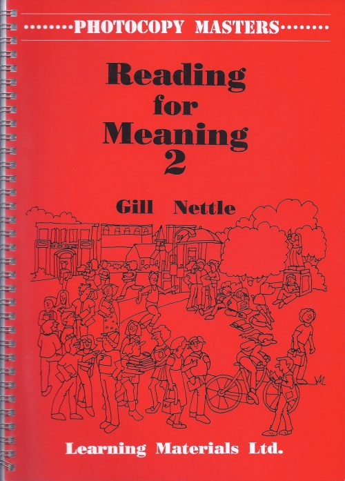 Reading for Meaning 2-0