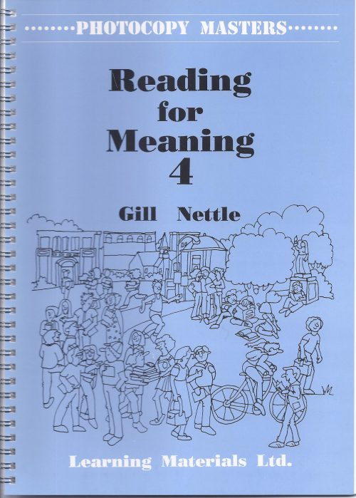 Reading for Meaning 4-0