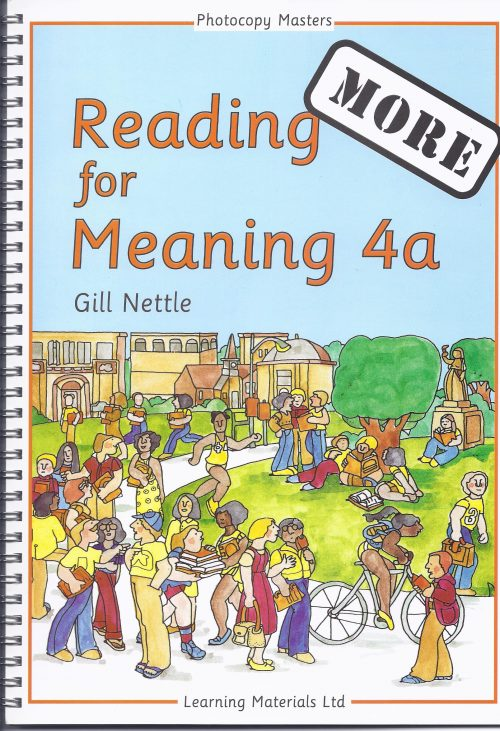 More Reading for Meaning 4A-0