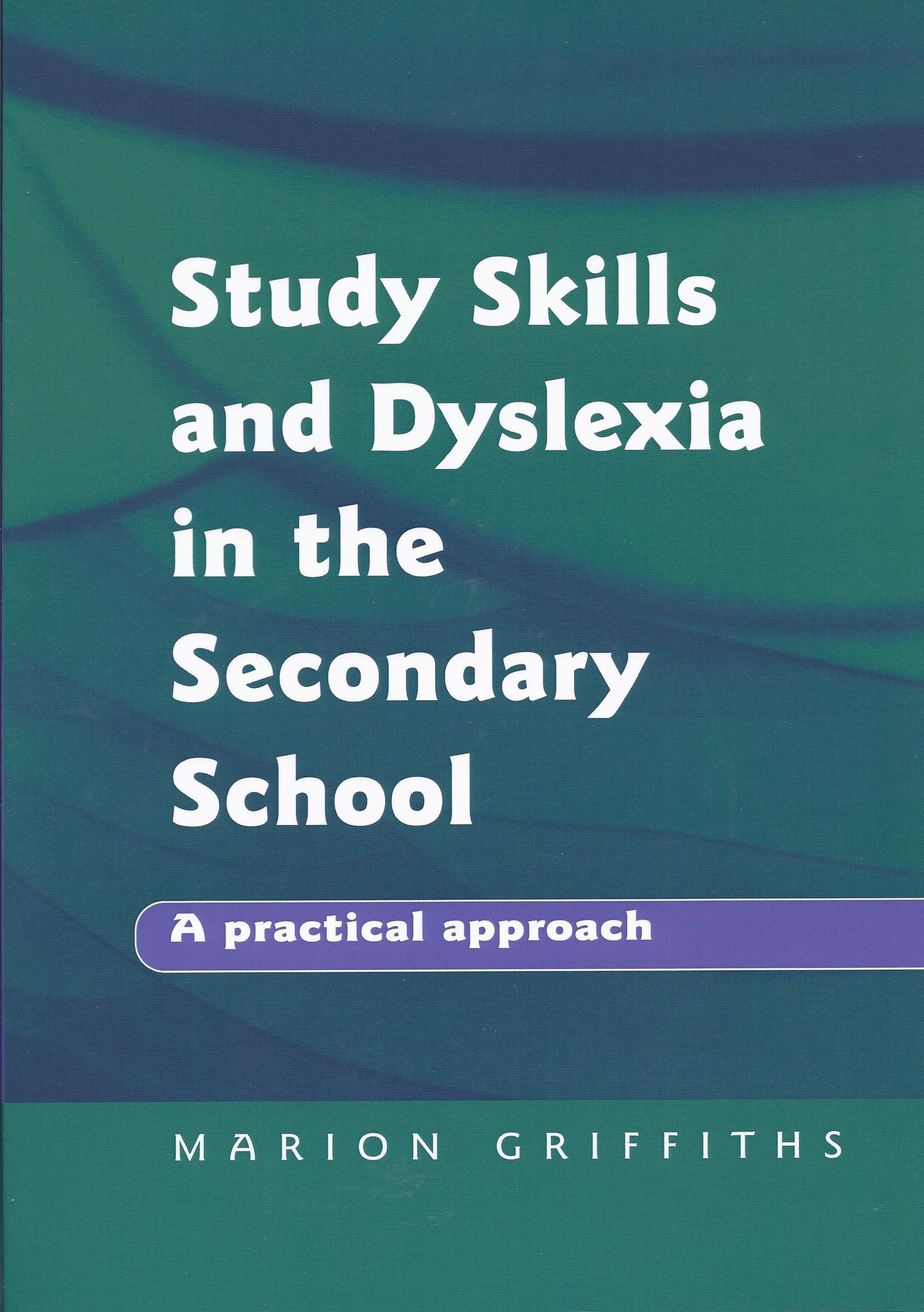 Study Skills and Dyslexia-0