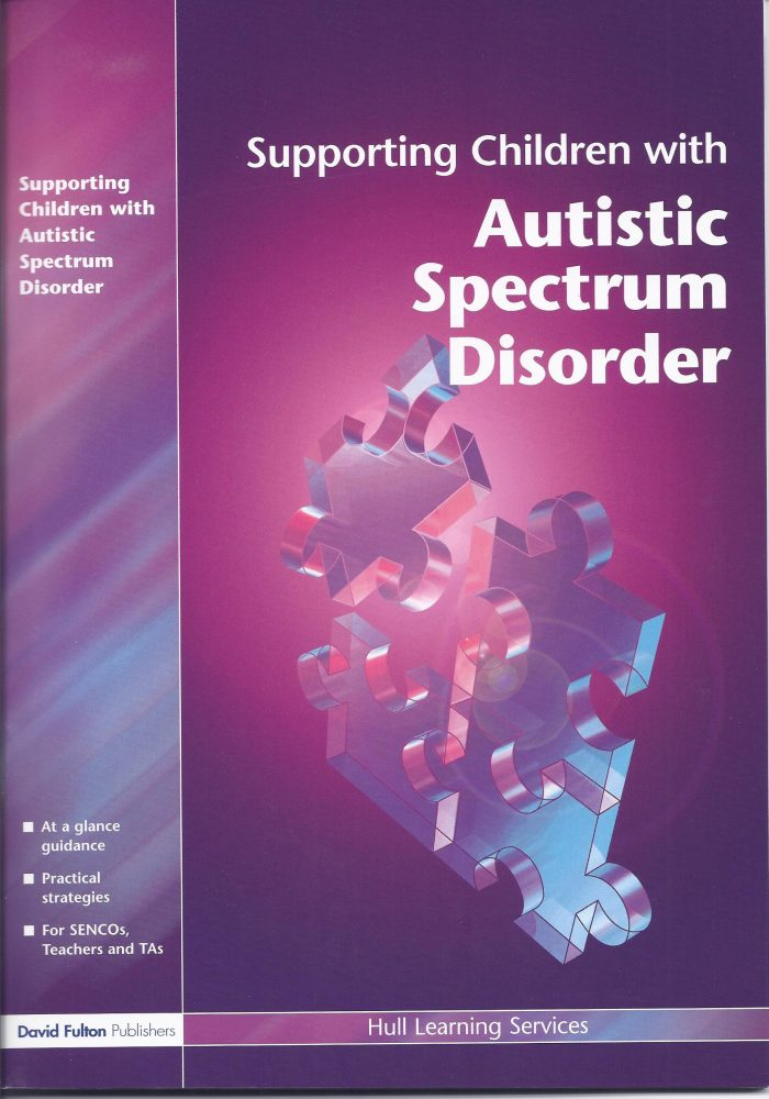 Supporting Children with Autistic Spectrum Disorders-0