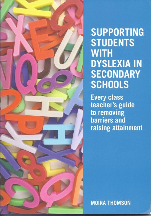 Supporting students with dyslexia in the secondary school-0