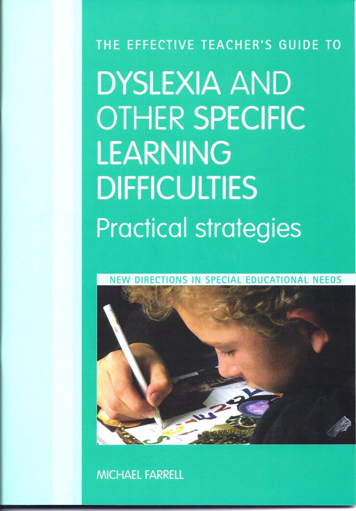 The effective teachers guide to dyslexia and other specific learning difficulties, practical strategies-0