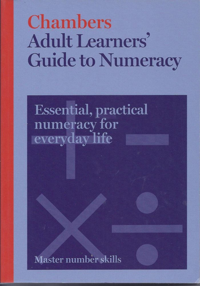 Adult Learners' Guide to Numeracy-0