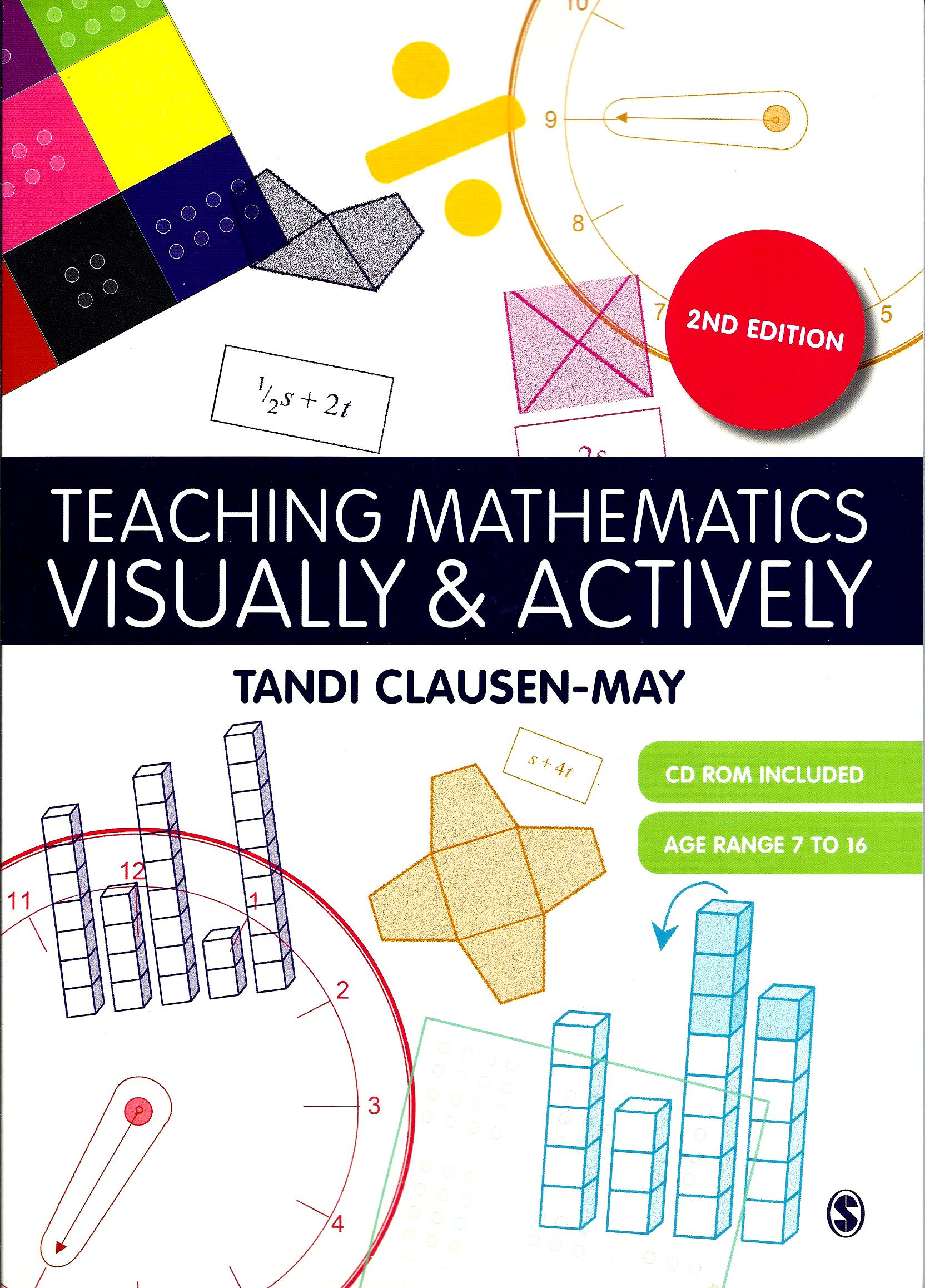 Teaching Mathematics Visually & Actively by Tandi Clausen-May-0