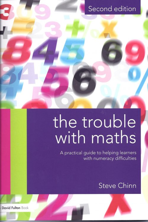 The trouble with maths-0