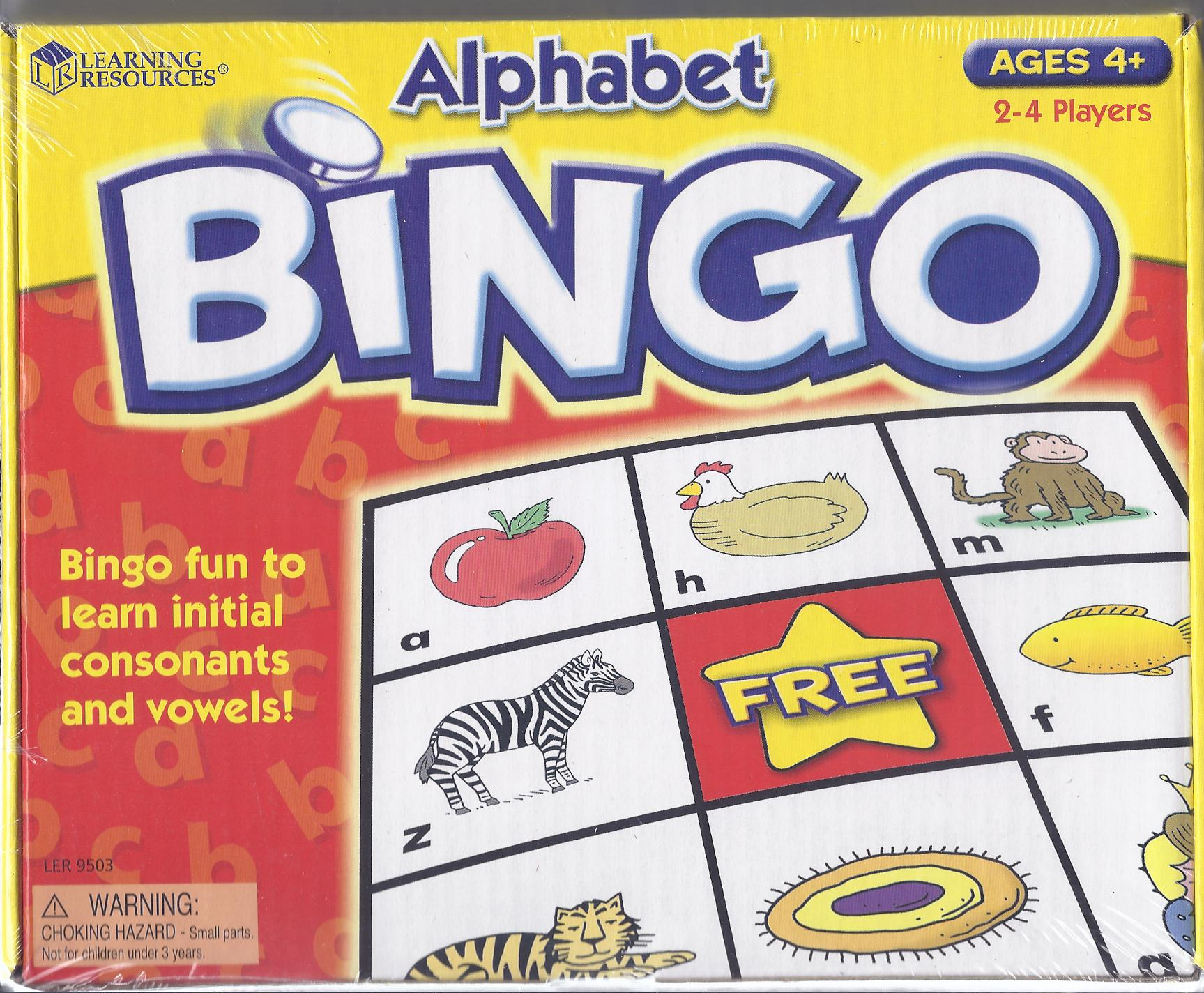 Alphabet Bingo-304