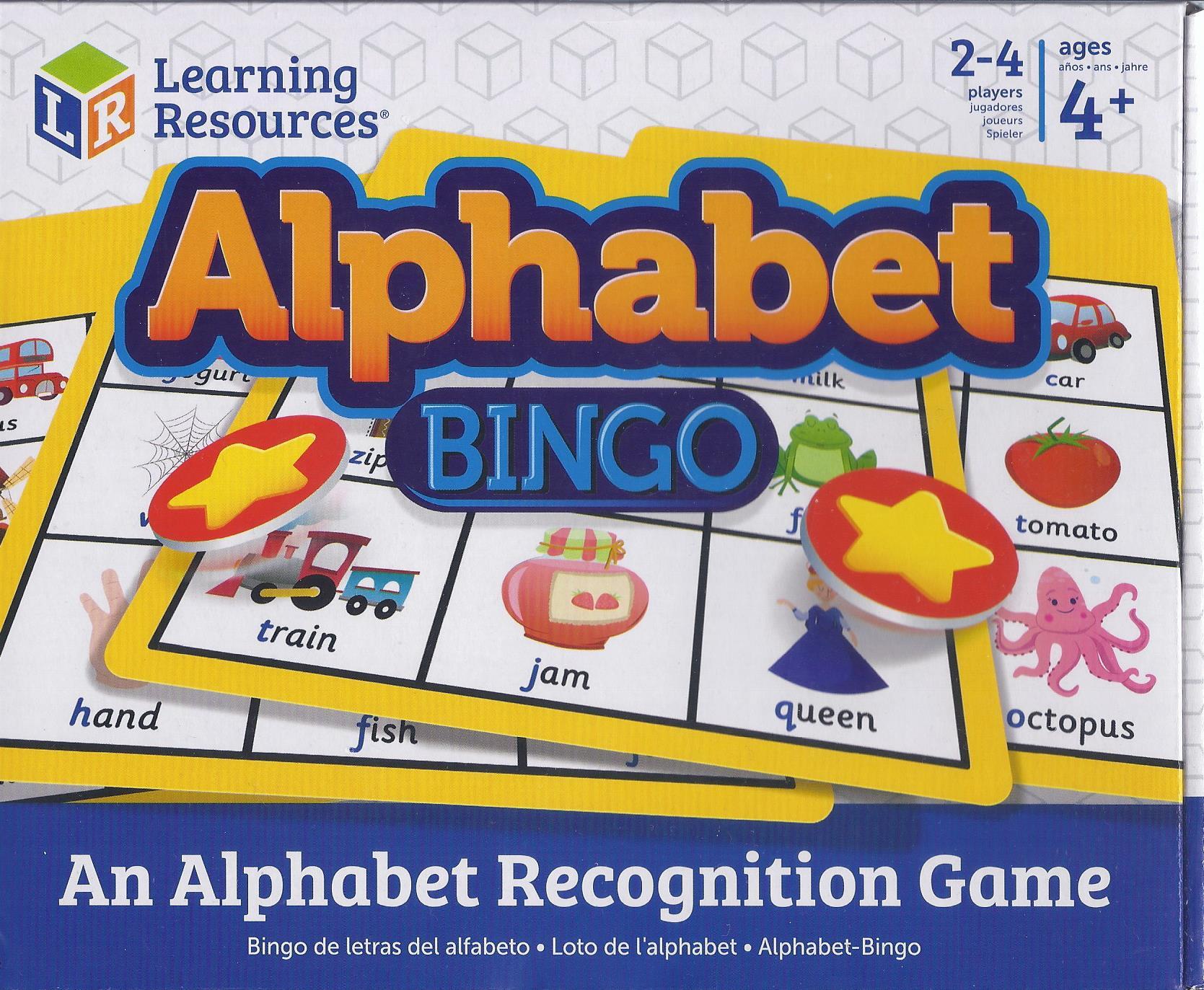 Alphabet Bingo-0