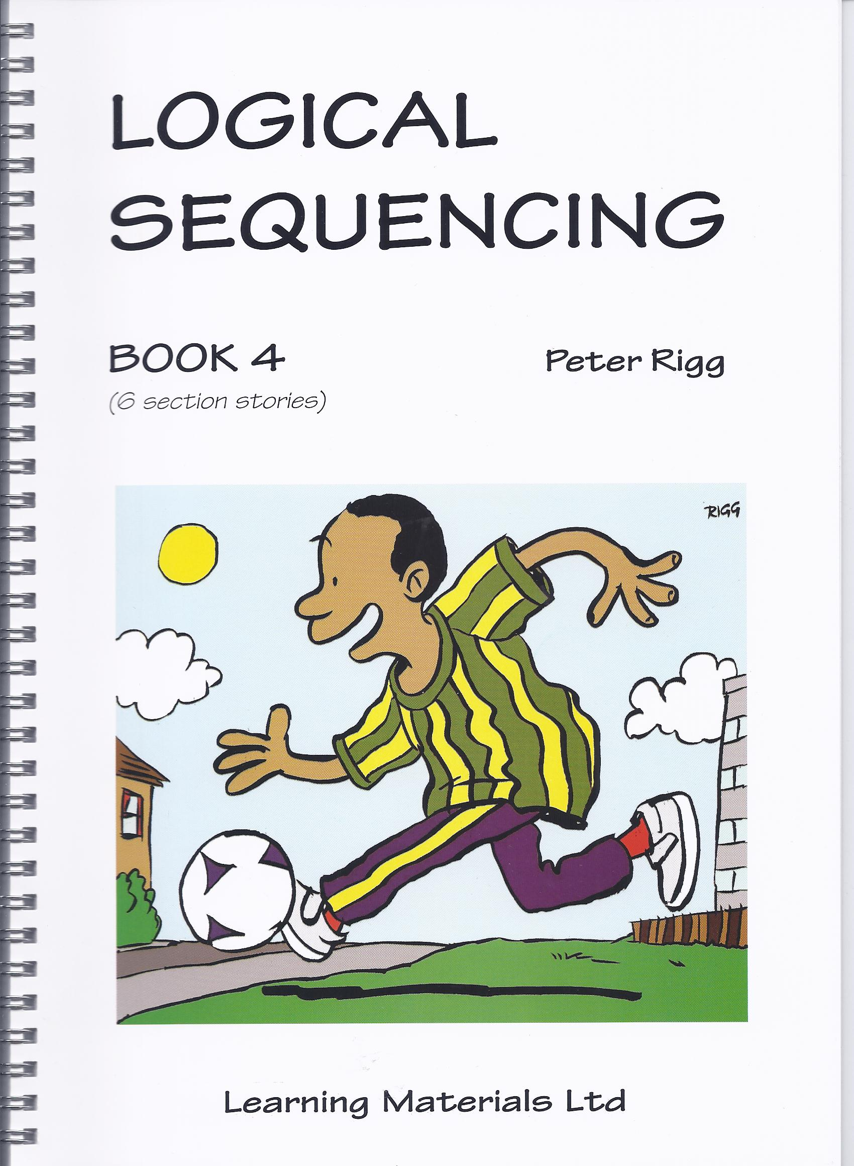 Logical Sequencing Book 4-0