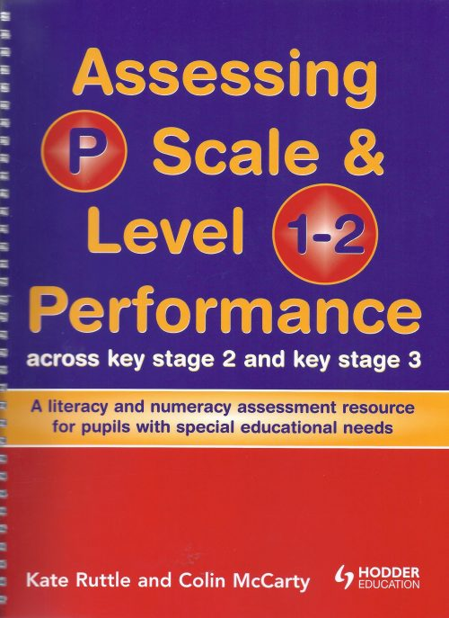Assessing P Scale and Level 1-2 Performance-0