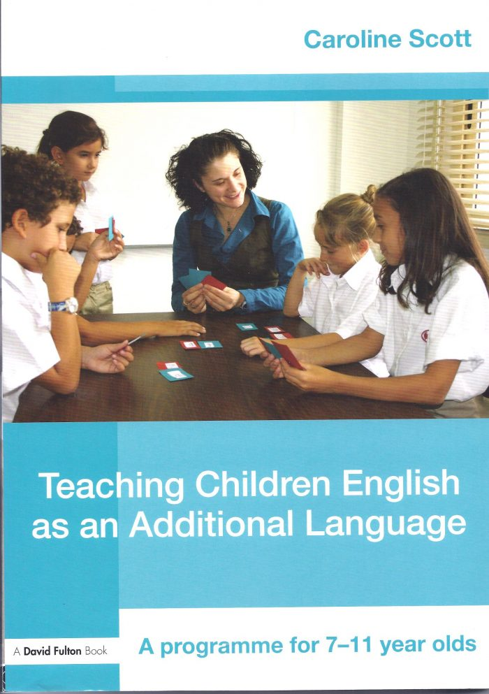 Teaching Children English as an Additional Language-0