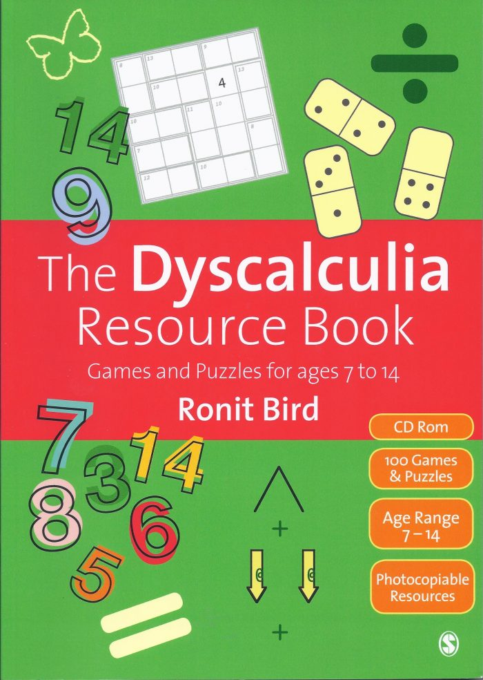 The Dyscalculia Resource Book by Ronit Bird -0