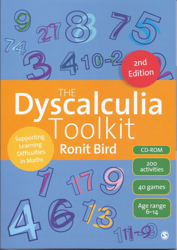 The Dyscalculia Toolkit by Ronit Bird-0