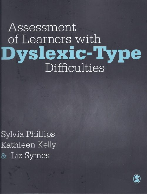 Assessment of Learners with DyslexicType Difficulties -0