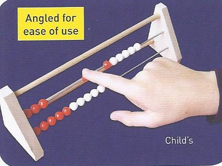Abacus 1-20 Rekenrek-0