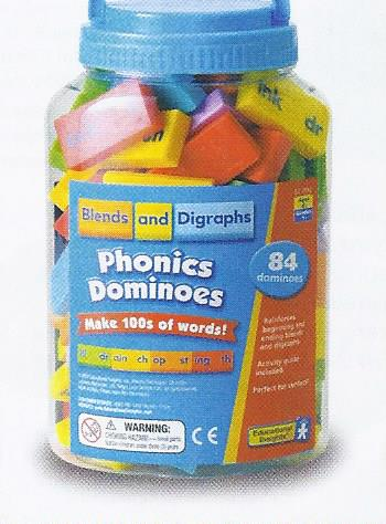 Phonic Dominoes Blends and Digraphs-0