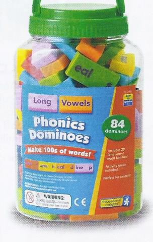 Phonic Dominoes Long Vowels-0