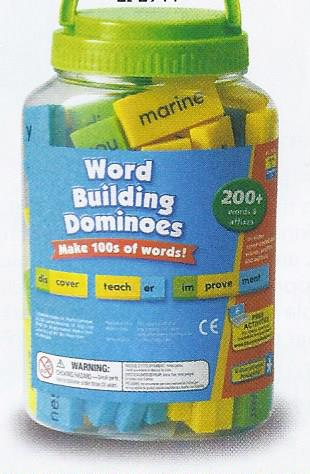 Word Building Tiles using Morphemes-0