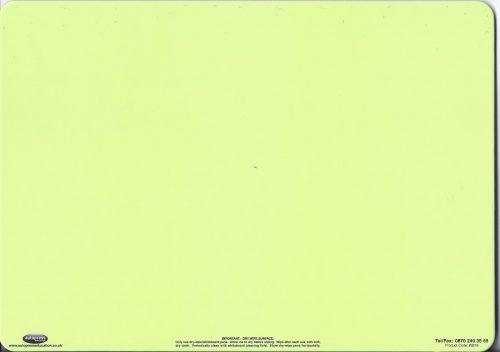 Green dry wipe board-0